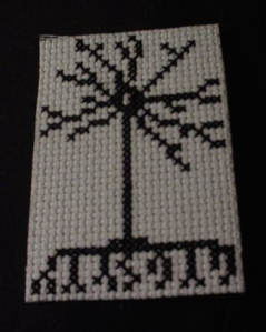 neuron cross stich
