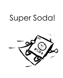 Super Soda Pinterest